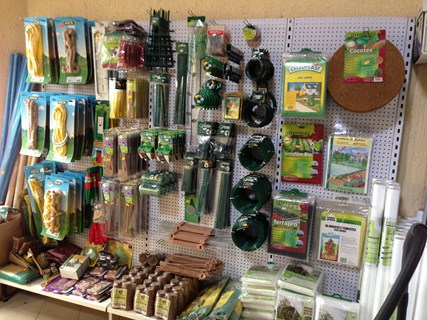 jardinerie, jardinerie Glomot, spécialite